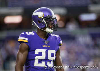 Kenny Moore thinks Xavier Rhodes can teach the Colts defensive backs a lot