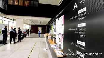 Le tribunal d'Avesnes-sur-Helpe rouvre ses portes, des consignes strictes sont à respecter - La Voix du Nord