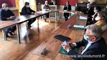 Conseil municipal masqué à Avesnes-sur-Helpe - La Voix du Nord
