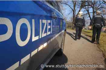 Vorfall in Sachsenheim - Polizei sucht Zeugen nach Spuckattacke - Stuttgarter Nachrichten