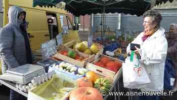 À Tergnier, le marché de la place Herment de retour, priorité aux métiers de bouche - L'Aisne Nouvelle