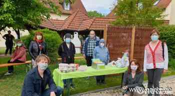 In Sulzbach-Rosenberg: Muttertag mit Masken gegen Einsamkeit - Onetz.de