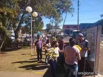 Ações da Prefeitura de Artur Nogueira garantiram segurança de visitantes no Cemitério no Dia das Mães. - O Regional