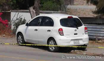 Asesinan a síndico de Tixtla, Guerrero - La Razon