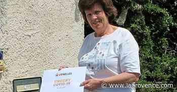 Venelles : des masques lavables dans les boîtes aux lettres - La Provence