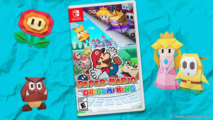 Paper Mario: The Origami King Switch Pre-Orders Live Now: Release Date, Price, And More