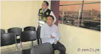 Lambayeque: Exalcalde de Olmos, Willy Serrato, no saldrá de prisión tras contagiarse de COVID-19 - Diario Perú21