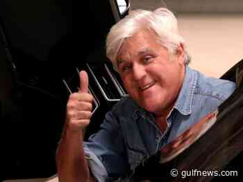 Jay Leno's Ford GT sounds amazing with a new titanium exhaust! - Gulf News