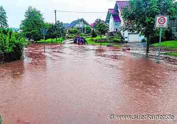 Hohenfels: Weiterer Schritt für Hochwasserschutz in Hohenfels: Rat beschließt Nutzen-Kosten-Untersuchung und spricht über weitere Wasser-Themen - SÜDKURIER Online