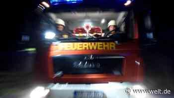 Feuerwehr Waldmohr grüßt mit Weihnachtsvideo - DIE WELT