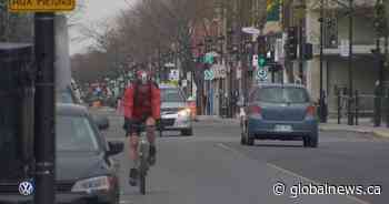 Coronavirus: Verdun to launch pilot project closing off parts of Wellington Street to traffic - Globalnews.ca