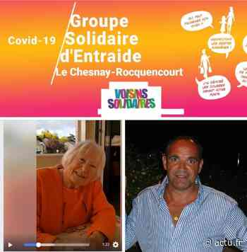 Yvelines. Un nouveau groupe Facebook dédié à la solidarité au Chesnay-Rocquencourt - actu.fr