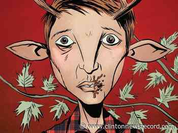 Netflix to adapt Southwestern Ontario comic creator Jeff Lemire's Sweet Tooth - Clinton News Record