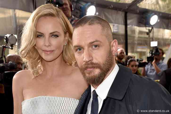 Charlize Theron and Tom Hardy open up about their Mad Max on set feud: 'Everything was about survival' - Evening Standard