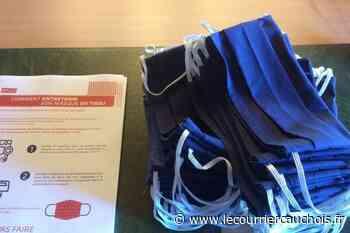 Notre-Dame-de-Gravenchon. 1000 masques distribués jeudi 14 mai après-midi - Le Courrier Cauchois