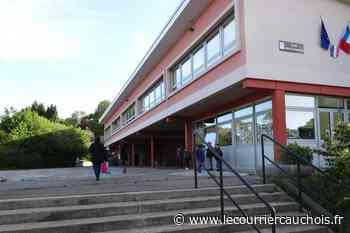 Notre-Dame-de-Gravenchon. Reprise discrète de l'école pour les élèves gravenchonnais - Le Courrier Cauchois