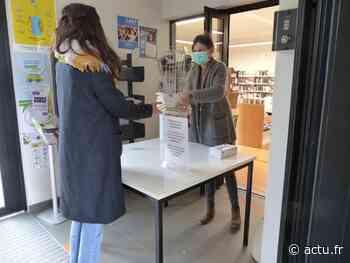 """Saint-Orens-de-Gameville. La médiathèque reprend son activité avec un """"service drive"""" - actu.fr"""