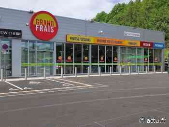 Aurillac. Commerce : le magasin Grand Frais ouvre ses portes - actu.fr