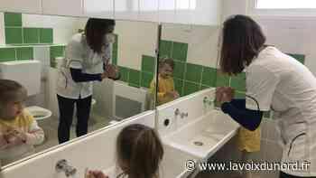 Laventie : une rentrée dédramatisée en chanson à l'école privée Sainte-Jeanne-d'Arc - La Voix du Nord