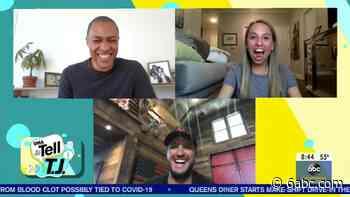 'American Idol' judge Luke Bryan surprises nurse on GMA with song - WPVI-TV
