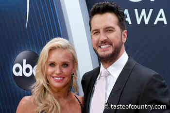Luke Bryan's Response to Wife Caroline's Sexy 'Legs' Picture Has Fans Rolling - Taste of Country