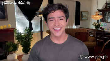 "Fil-Am Francisco Martin lauded by Luke Bryan as ""King of American Idol"" - Philippine Entertainment Portal"