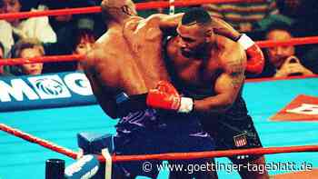Nächstes Box-Comeback: Holyfield kontert Tyson-Video