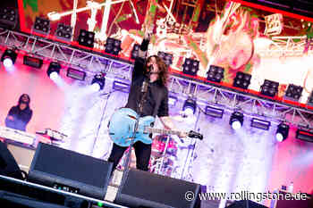 Foo Fighters: Berlin-Konzert auf Juni 2021 verlegt - Rolling Stone