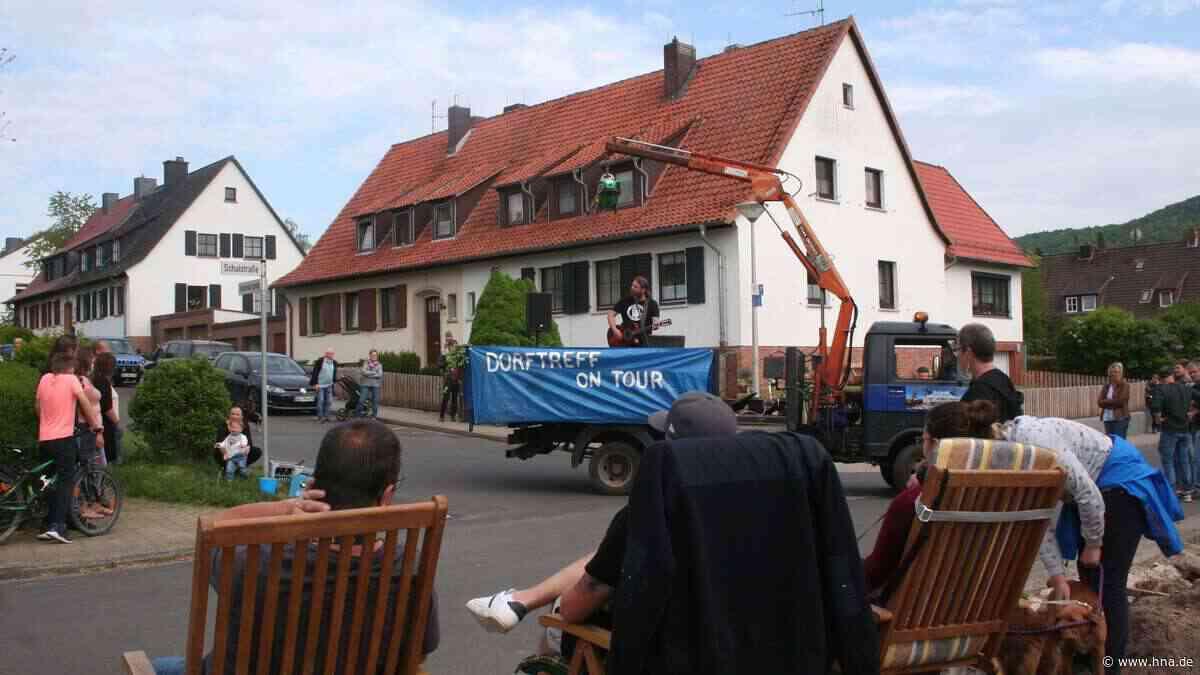 Mobile Musik statt offener Abend in Reyershausen | Bovenden - hna.de