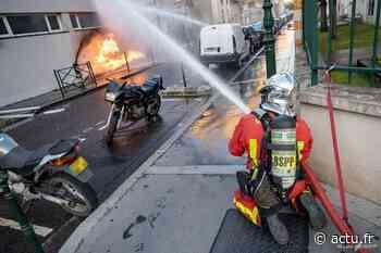 La-Garenne-Colombes. Une fuite de gaz s'enflamme et menace une concession - actu.fr