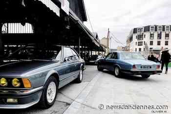 Une belle variété d'autos au rassemblement mensuel de la Garenne-Colombes - News d'Anciennes - News d'Anciennes