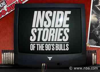 Inside Stories of The 90's Bulls
