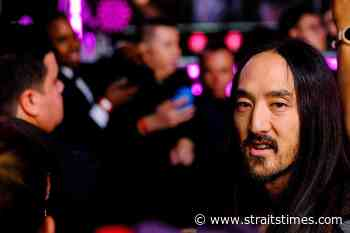DJ Steve Aoki: New alter ego, new sound in the works - The Straits Times