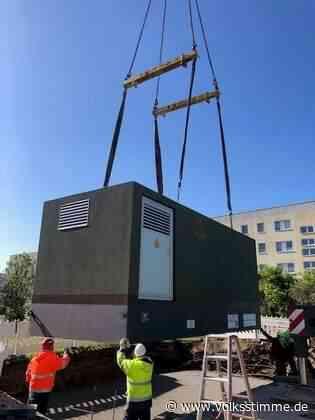 Energieversorgung: Neue Schalter für Strom in Oschersleben - Volksstimme