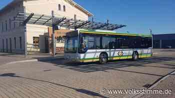 Coronavirus: Busse nehmen wieder Fahrt auf - Volksstimme