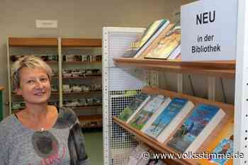 Oschersleben: Bibliothek muss vorerst geschlossen bleiben - Volksstimme
