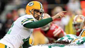 Aaron Rodgers will speak to reporters on Friday