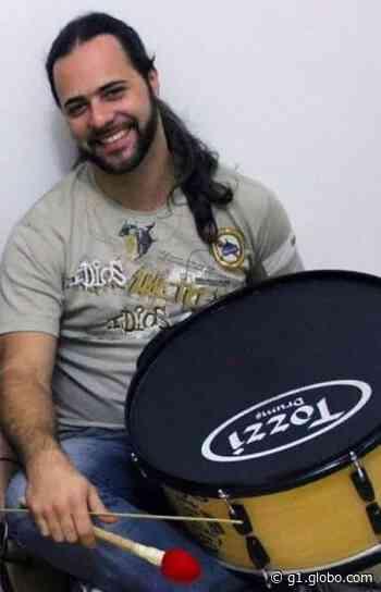 Músico e ex-secretário de Cultura de Ourinhos, Rodrigo Donato morre após passar mal e cair de moto - G1