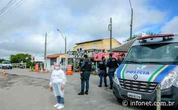 Covid-19: Tobias Barreto adota barreira sanitária na cidade - Infonet