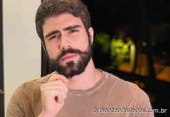 Juliano Laham relata sintomas agudos de Covid-19: '70% do pulmão acometido' - Plantão dos Lagos