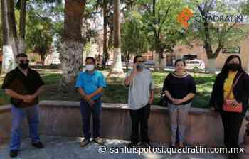 Locutores despedidos de Mega Radio Matehuala exigen finiquito justo - Quadratín - Quadratín San Luis