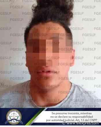 Fiscalía detiene con 18 dosis de marihuana a un hombre en Matehuala - El Exprés