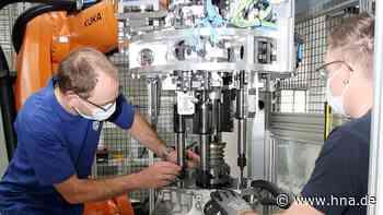 Trotz Corona: Produktion im VW-Werk Kassel läuft weiter | Baunatal - HNA.de