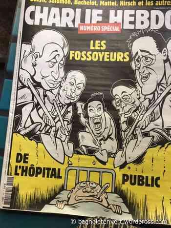 Le Charlie Hebdo du 13 mai 2020 ! - IPH Média
