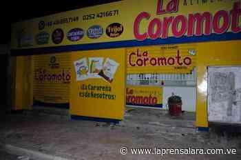 Seis personas detenidas tras saqueos en Carora - La Prensa de Lara