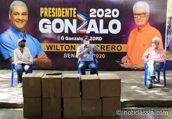 Gonzalo Castillo dona 55,000 mascarillas en Azua, Baní y San Cristóbal - Noticias SIN - Servicios Informativos Nacionales