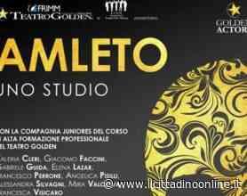 Al teatro degli Oscuri di Torrita di Siena, 'Amleto. Uno studio' - Il Cittadino Online - Il Cittadino on line
