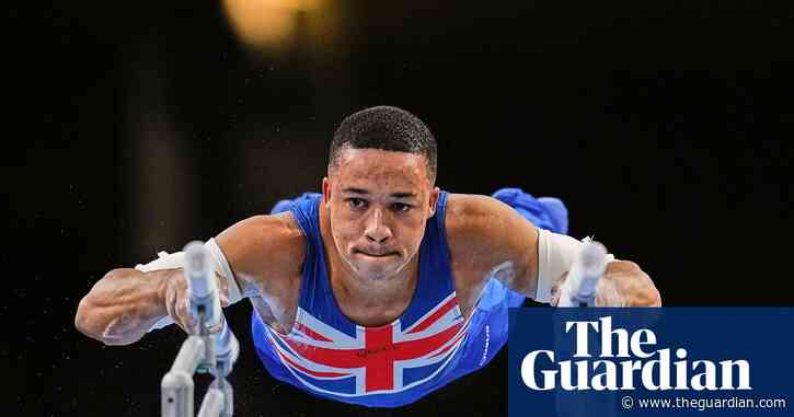 Joe Fraser: gymnasts must push through hard times to get good ones | Tumaini Carayol