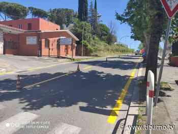 Tor Lupara: zona 167, iniziati i lavori di realizzazione dei marciapiedi - Tiburno.tv - Tiburno.tv