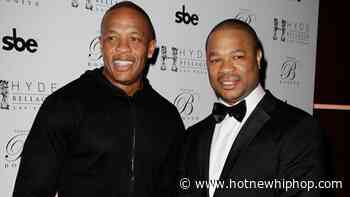 Xzibit Sends Dr. Dre An Epic Care Package - HotNewHipHop